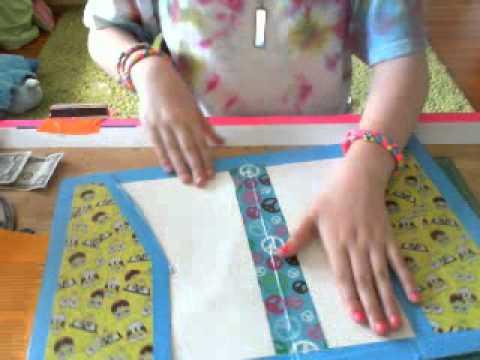 duck tape folder