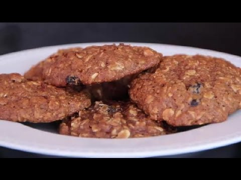 Healthy Oatmeal Cookies With Quick Cooking Oats : Quick Cooking Tips