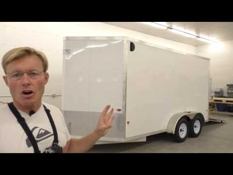 BUILDING A MOBILE WOODSHOP (Part 2) What trailer will the woodshop fit in?