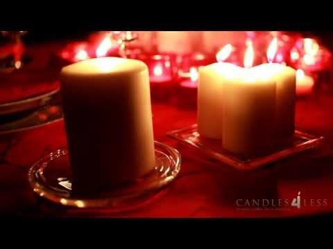 Tips on How to use Pillar Candles