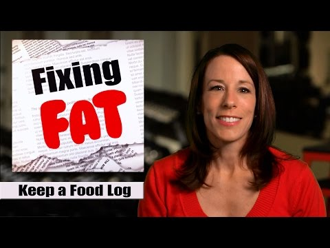 Fixing Fat Tip #4 - Keep a Food Log