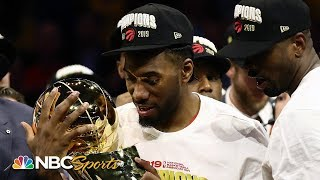 An early look at 2020 NBA Finals odds | The Daily Line | NBC Sports