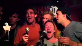 Backstreet Boys in Riga Latvia