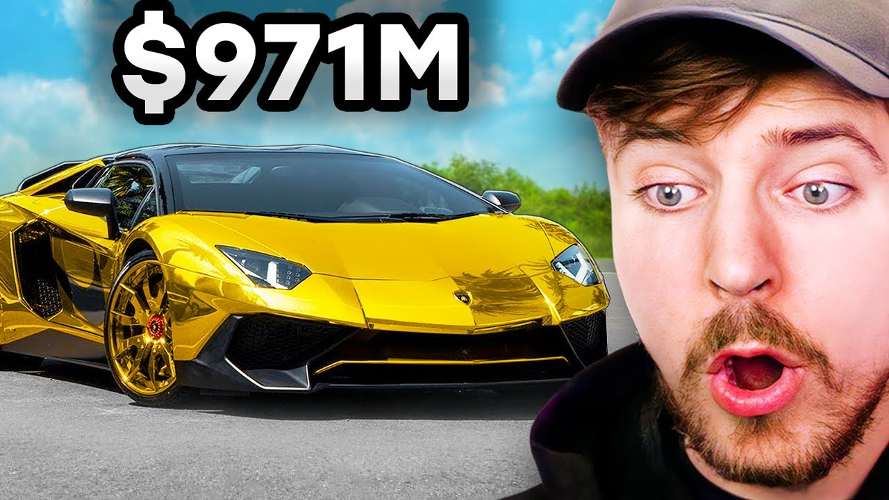 World's Most Expensive Car!
