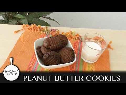 Delicious Peanut Butter Cookies || Soft delicious homemade || Easy & quick