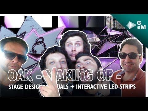 Graphics eMotion Paul Oakenfold Sahara Tent Coachella 2013 - MAKING OF - EPIC 10 DAYS !