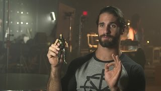 Go behind the scenes of Seth Rollins