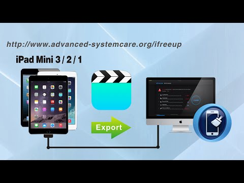 How to Export Videos to Computer from iPad Mini 4/3/2/1, Backup iPad Mini 3 Videos to PC