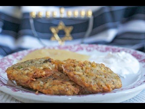 Potato Latkes Recipe (Potato Pancakes) A Fam Favorite!