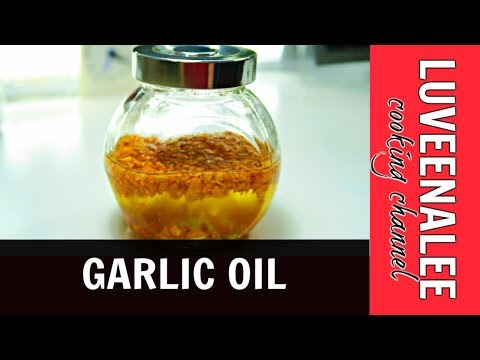Garlic Oil Recipe