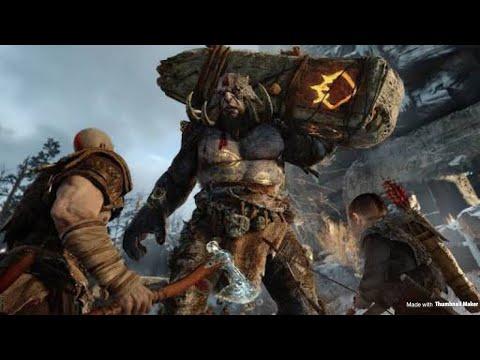 God of War Daudi Kaupmaor Boss Fight GamePlay || walkthrough
