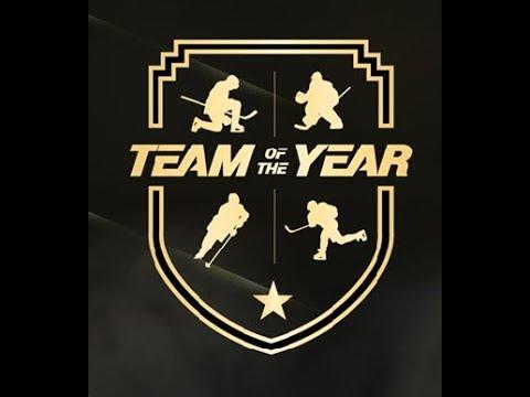 NHL 18 COMMUNITY TEAM OF THE YEAR