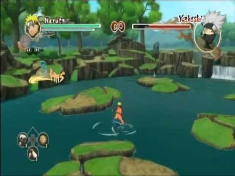 Naruto Shippuden Ultimate Ninja Storm 2(pvr testing)