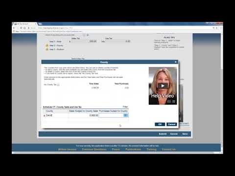 My Tax Account - New Features Webinar