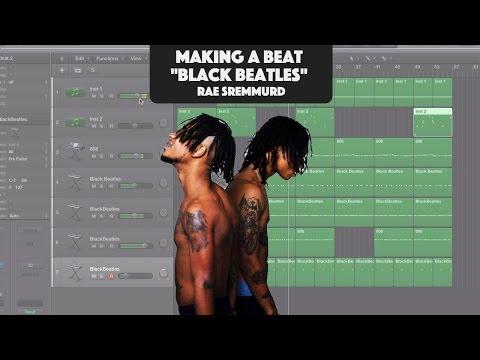 Making A Beat: Rae Sremmurd ft. Gucci Mane - Black Beatles (Remake)