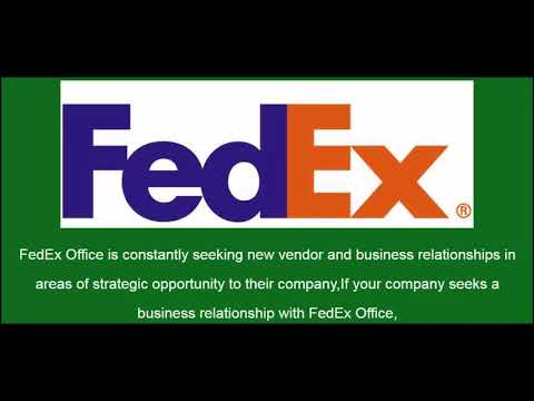 How To Open Fedex Franchise Affiliate Program - Fedex Courier Agency