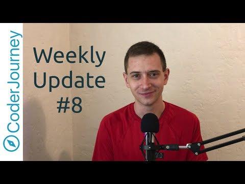 Weekly Update #8 - 1,000 Subscribers!