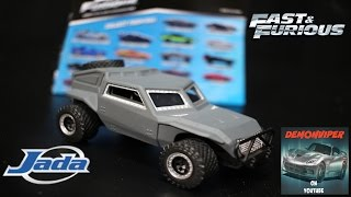 Fast and Furious 7 Deckard's Fast Attack Buggy - Jada Toys