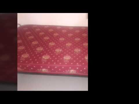 How to  sew bed cover