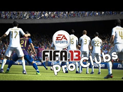 FIFA 13 Pro Clubs - What needs improving!