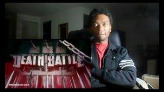 POKEMON VS DIGIMON - DEATH BATTLE - REACTION!!!!