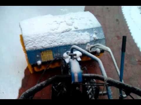 Snow Removal in March