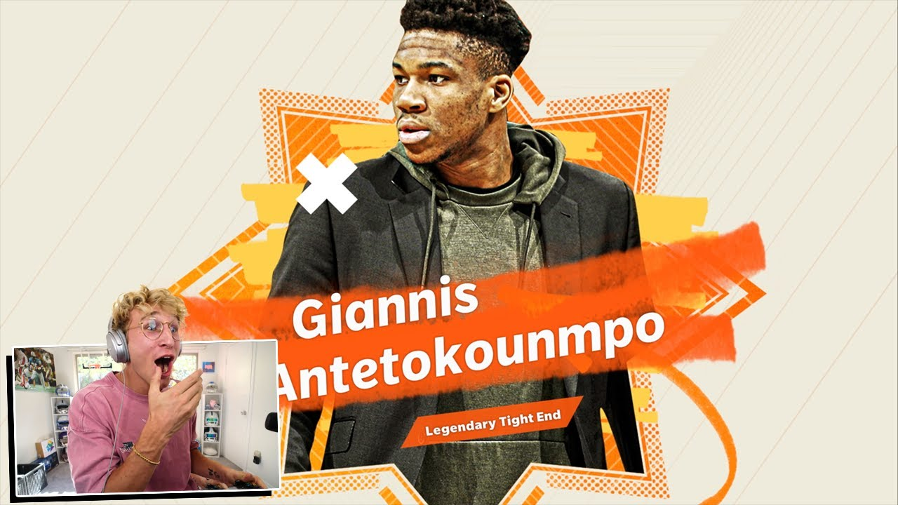 EA Put GIANNIS in Madden 21...