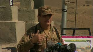 Pakistan fencing border with Afghanistan- BBCURDU