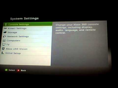 How to delete an xbox live account off an xbox