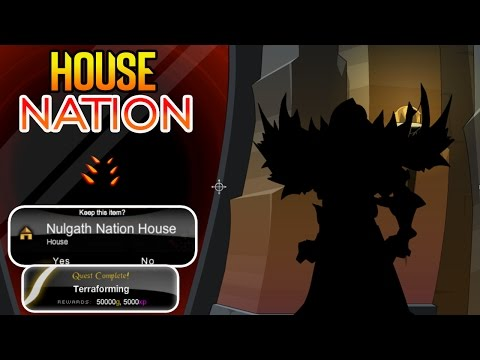 =AQW= Getting Enchanted Nulgath Nation House