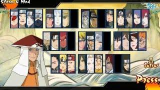 Anime Senki Naruto Senki Mod Anime Fitur Daikhlo