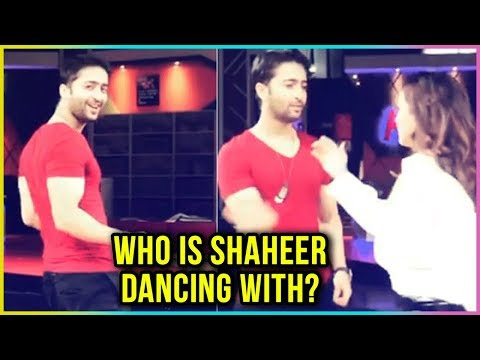 Guess Who Is Shaheer Sheikh's New DANCE PARTNER & It Is Not ERICKA FERNANDES