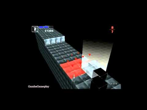 Kurushi Final Gameplay - Stage 2 (PS1)