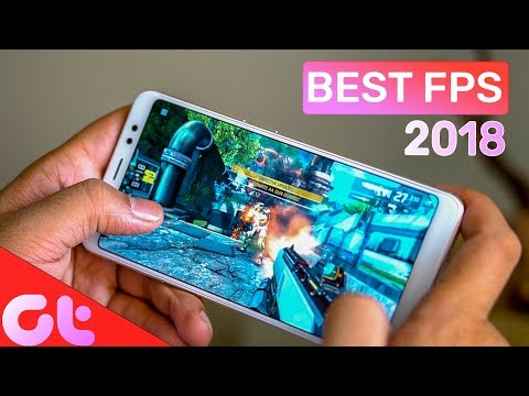 Top 10 Latest Android Shooting Games (FPS) of 2018
