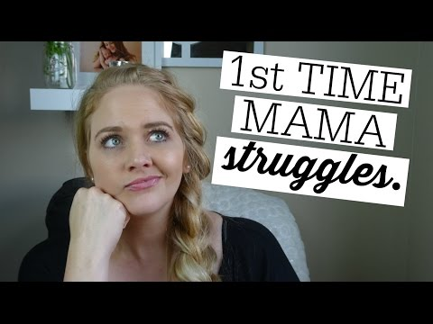 5 THINGS NO ONE TOLD ME ABOUT BEING A FIRST TIME MAMA!