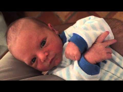 Newborn Baby Boy - 5 Days Old