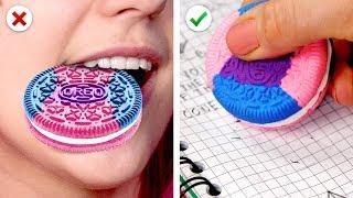 Download 11 Fun and Smart DIY School Supplies Ideas and School Hacks Video