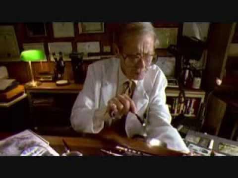 Oswald's Fingerprints on the Rifle