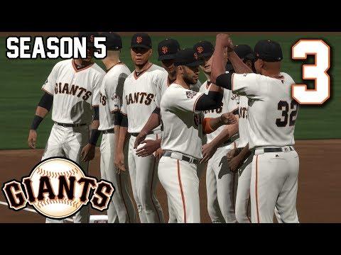 MLB the Show 18 Part 3 - Season 5 Tug Dick