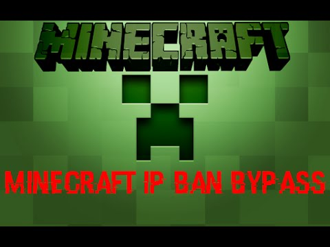 Bypass Ip Bans on Minecraft Free!