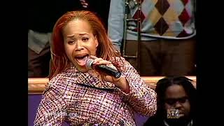 TBT - Mary Mary TBN Yesterday