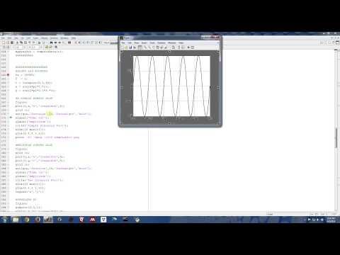Beginner's Matlab Tutorial (9/15): Single Plots