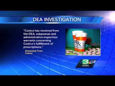 DEA investigating possible violations at Costco pharmacies