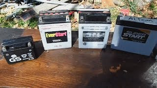 DIY Fixing Lead Acid Batteries