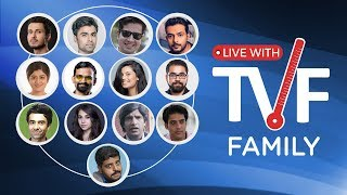 LIVE with TVF Family