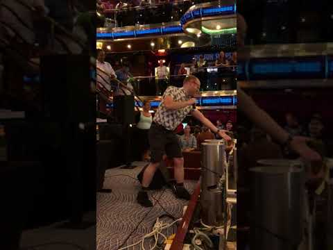 "Carnival Cruise passenger belts out Whitney Houston ""I Will Always Love You"""