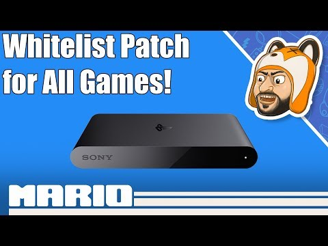 How to Play All PS Vita Games on Your PSTV | Vita TV Whitelist Tutorial