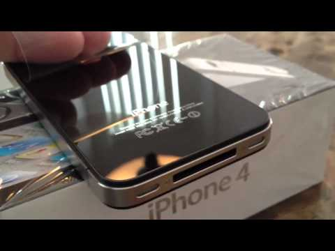 iPhone 4 for sale on eBay