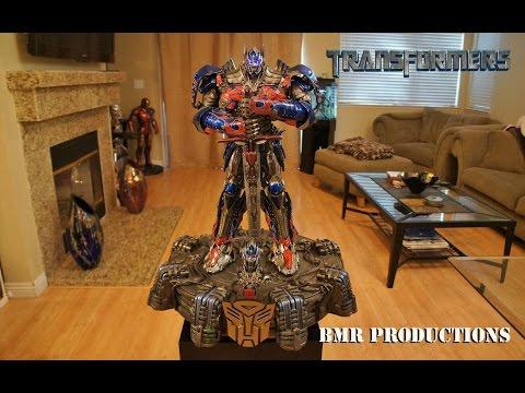 Prime 1 Studios Optimus Prime Knight Edition Review