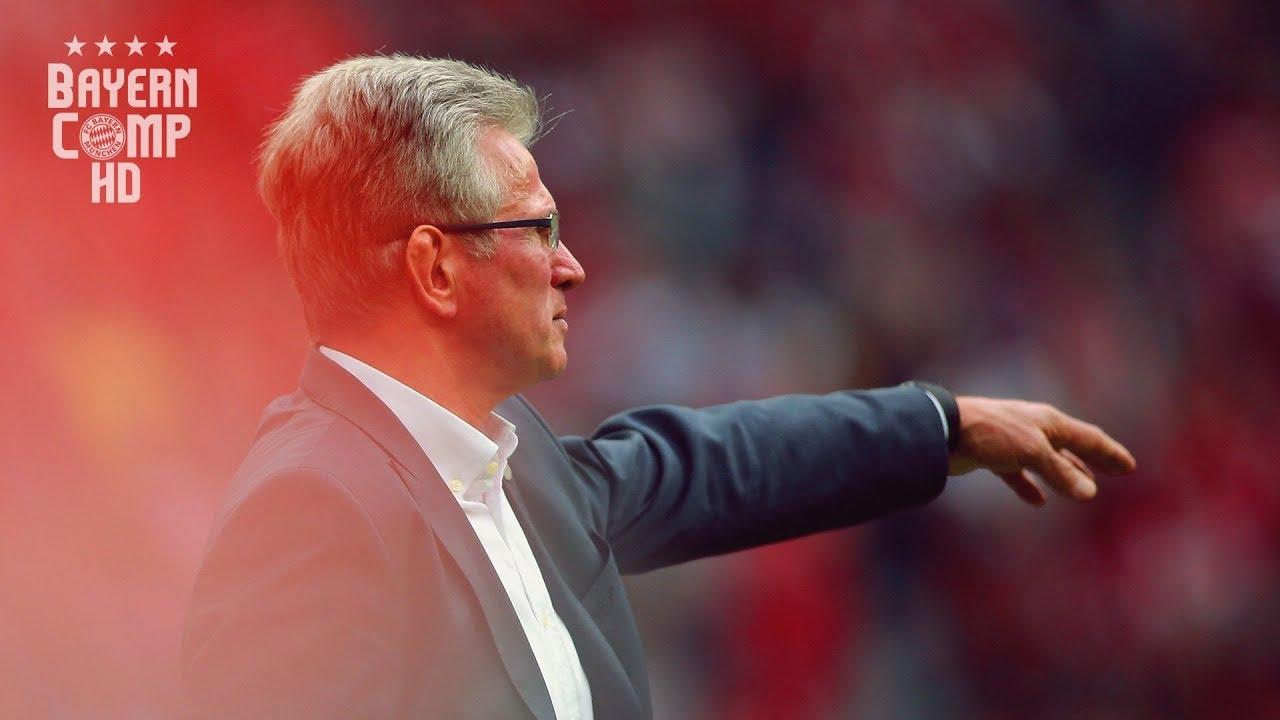 The Jupp Heynckes Bayern - Amazing Team Plays  - Viewer Requests